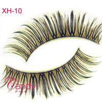 best natural false eyelashes - XH Natural False Eyelashes Wsp Style Natural Best Selling brown eyelashes