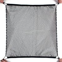 Wholesale Car Trunk Rear Cargo Organizer Storage Net Flexible Nylon mounting kit