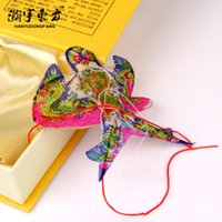 Wholesale Mini kite traditional handicrafts Chinese style gifts foreign affairs abroad gifts