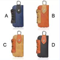 Lujo de lujo universal de la montaña cinturón de clip de cuero caso de la bolsa bolsa de la cubierta para el iPhone 6 y Plus Note4 Note5 Galaxy S7 teléfono celular