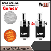 Cheap Yocan NYX Atomizer Best Dry Herb Wax Vaporizer