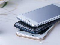 cell phone cdma - i6S i6 plus SE real fingerpint inch octa core GB RAM GB ROM goophone metal G LTE Smart Cell phone