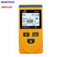 Wholesale BENETECH GM3120 Electromagnetic Radiation Tester for Appliances Phone Computer Radiation Detector with LCD Backlight