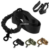 Wholesale Heavy Duty Point Sling Multi Function Nylon Camera Belt One Point Gun Sling actical Hunting Gun Accessories