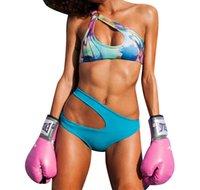 bathing portraits - JTOP New Special Design Portrait of Angels Bandage Bikini Set Women Swimsuit Bathing Suit High Quality Swimwear SJ16017A0