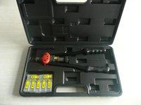 Wholesale quot mm M3 M4 M5 M6 M8 M10 M12 Hand Riveter Rivet Gun Riveting Tools With Nut Setting System M3 M12 BT607