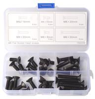Wholesale Flat Head Socket Cap Screw M6 Qty Assortment Kit M6 to M6 mm Size