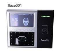 Wholesale ZKsoftware IFACIAL RFID Time Attendance Access Control lFace access control terminal