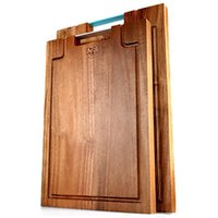 Wholesale Cutting Board Kitchen Solid Wood Panel Mildew Not Easy To Swap Wood Chips