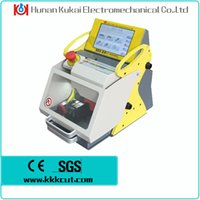 Wholesale Ford Keys Cutting Machine For Sales High Precision Fully Automatic Duplicate SEC E9 Key Cutting