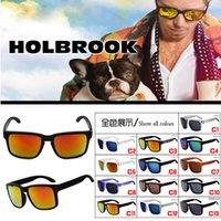 Wholesale 2016 Holbrook Brand Designer Sunglass Men s Sunglasses Women Men Lens Sports Outdoor Sun Glasses UV400 BY DHL