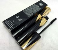 beauty supply extensions - Beauty Cosmetic Makeup Black Curling Lengthening Eyelash Extension Mascara g factory supply lowest price