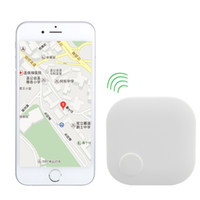 Cheap Bluetooth 4.0 Low Energy Tracker Child Bag Wallet Key Pet Smart Finder Locator Mini GPS Locator Alarm