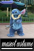 Wholesale New Arrival Professional lilo and stitch mascot costume fancy dress cartoon characters