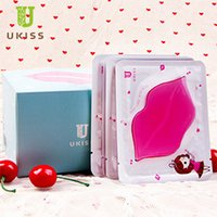 Wholesale UKISS Collagen Lip Film Stick Jelly Sleep Lip Film Hydrating Fade Lip Lines pieces In One