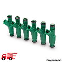 ba lot - TANSKY New Fuel Injector cc lb EV6 BA BF HSV FPV Turbo TK FI440C968 FS