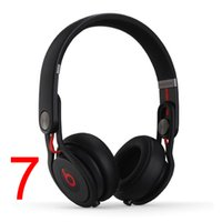 Wholesale 2016 Used Beats MIXR Headphones On ear Noise Cancel Headphones Headset Refurbished with seal retail box Free Ship