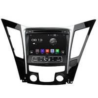 Wholesale Car DVD PC Audio Radio Android Stereo Player GPS WiFi DVR For Hyundai Sonata