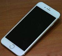 "iPhone OS Dual Core 512MB Goophone i6s Plus MTK6572 Dual Core 4.7""& 5.5 inch phone i6s Metal Body 3G GPS RAM 512MB ROM 1GB goophone i6s 6s Free Ship"