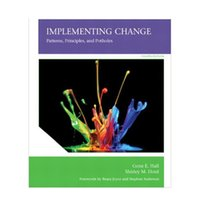 Wholesale Implementing Change Patterns Principles and Potholes th Edition by Gene E Hall Author Shirley M Hord Ph D Author