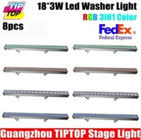 active x bars - TIPTOP XLOT Waterproof Outdoor DMX LED Wall Washer Light RGB LED Flood Light for Xmas Party Nightclub Bar X W IN1 Leds
