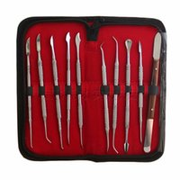 Wholesale 10 Pieces Dental Equipment Laboratory Tools Set Of Dental Kits