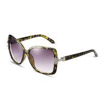 big eye optics - Fashion Vintage Style Women s Sunglasses Sports Outdoor Optic UV Protection Sunglasses Sun Glasses Big Frame with Box YJMH040