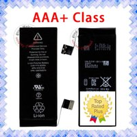 Wholesale AAA iPhone G Mah Replacement New Li ion Battery Repair Cellphone Batteries for iPhone s S High Quality