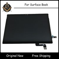Wholesale High Quality for Microsoft Surface Book LCD Display Touch Screen Digitizer Assembly Replacement Repair Panel Fix Part