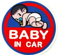 baby in car sign - Motorcycle Vw Arrive Time limited Car Styling Baby in Car Baby Safety Sign Car Sticker Infant Decals Funny Vinyl Sticker