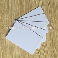 access blank - Factory Price ISO CR80 Size Blank KHZ RFID Hotel Keycard Access Control Card