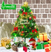 Wholesale 23 inch Christmas Trees includ accessories types Used for Table decorations and restaurant or Candlelight dinner LED