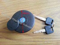 adly scooter - Scooter Locking Gas Cap Fuel Tank Cap Lock for B08 B09 Roketa Cayman Taotao GT5 Adly Jet Fox RY8 Focus F act Venus Venice