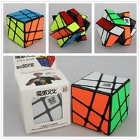 Wholesale YJ MoYu Crazy Windmill Cube Magic Cube Professional Windmill Speed Cubo Magico Educational Toy