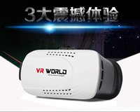 Wholesale Professional Google Cardboard Original xiaozhai Brand VR BOX Virtual Reality D Glasses for Phone Bluetooth Controller