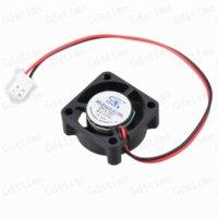 Wholesale 10pcs RPM High Speed mm x25x10mm Mini Volt Brushless DC Cooling Fan Fans amp Cooling