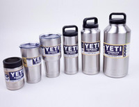 american vehicles - Fashion American Series Yeti stainess steel Cups Cooler YETI Rambler Tumbler Travel Vehicle Beer Mug Double Wall Bilayer Vacuum Insulated