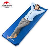 Wholesale NatureHike High Quality Outdoor Hiking Camping Mat Sleeping Pad Egg Slot Tent Mattress Foam Dampproof Moistureproof Pad Yoga Mat