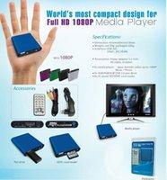 Wholesale Mini Media Player Mini P HDMI SD USB HD Media Player MKV RM RMVB