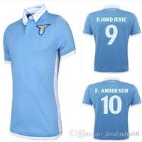 active ss short - top Thai quality LAZIO blue Soccer Jersey SS Lazio football shirts maillot de foot camisa de futebol