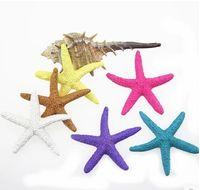 aquarium decorations cheap - Cheap resin landscaping aquarium fish tank simulation starfish starfish fingers Decoration Wall Sticker Decorations
