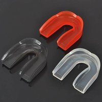 Wholesale Mouth Guard Stop Night Teeth Grinding Dental Boxing Karate Basketball Football Silicone Teeth Protection