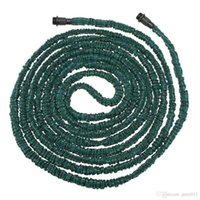 Wholesale Brand Anself Dark Green Magic Pipe75FT Flexible Ultralight Expandable Garden Hose Latex Material Watering Hose