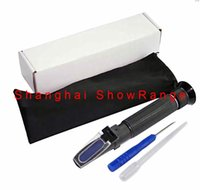 atc honey - MAIL FREE PRHB ATC Plastic Refractometer Brix Baume honey Refractometer Low Cost NEW Refractometer