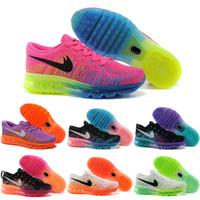 best cushions - Cheap Running Shoes Women FLYLine Air Cushion Running Shoes New Sports Shoes Best Tennis Jogging Shoes