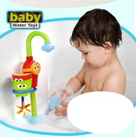 Wholesale 2016 hot sale brand new baby bath toy baby shower sprinkler toy hot sale baby water toy