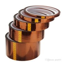 Wholesale 5pcs mm X ft Tape BGA High Temperature Heat Resistant Polyimide High Quality AF0100