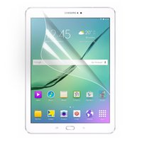 Wholesale Clear LCD Screen Protector Protective Film for Samsung Galaxy Tab S2 T810 T811 T815 Alcohol Cloth Dry Cloth