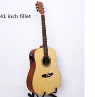 Wholesale Beginner Guitar Electric Guitar guitar electric guitar guitar inch BOX folk musical instruments