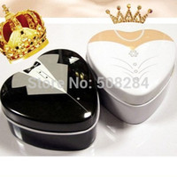 Cheap Wholesale - Bride groom Mint tin wedding favor box 150PCS LOT dressed to the nines wedding candy box